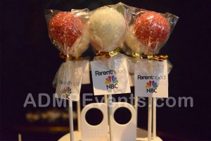 Custom Catering Sweet Treats ADMP Events Wrap Party NBC PARENTHOOD